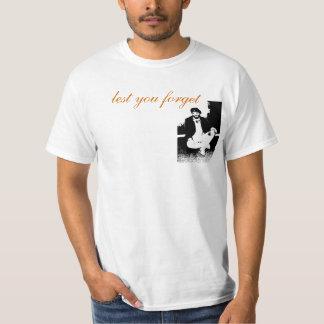 Men's Clown w/Lyrics on Back T-Shirt