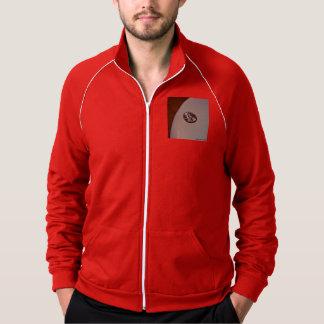 Men's coin track jacket