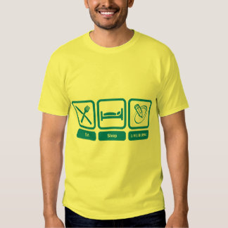 Men's Color T's (Eat, Sleep, LiveJournal) T-Shirt