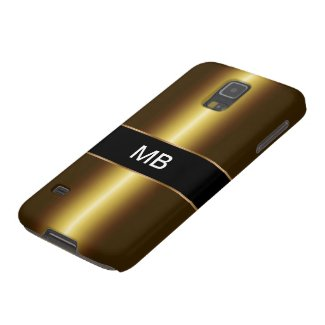 Men's Cool Business Style Galaxy S5 Covers