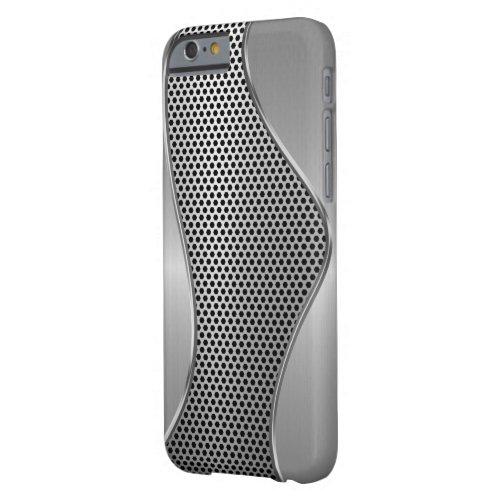 Men's Cool Metallic Look Phone Case