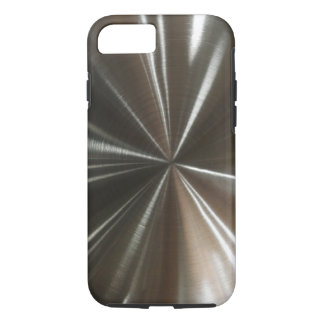 Men's Cool Metallic Look iPhone 8/7 Case