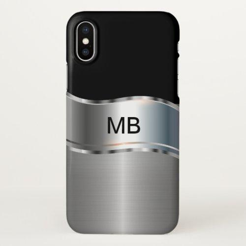 Mens Cool Monogram Smartphone Case Phone Case