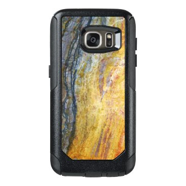 Mens Cool Stone Textured OtterBox Samsung Galaxy S7 Case