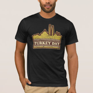 MENS COUNTRY TURKEY DAY T-Shirt