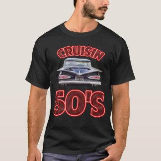 Men's Cruising The Fifties Shirt. T-Shirt