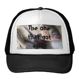Mens Custom Fishing Hat