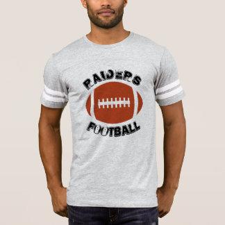 Men's Customizable Team Name Football T-shirt