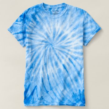 Men's Cyclone Tie-dye T-shirt by creativeconceptss at Zazzle
