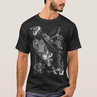 Men's Dark Basic T-Shirt - Wind Powered