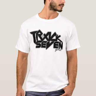Men's Dark Logo Track Seven Band Shirt