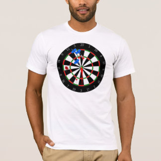 Men's Dartboard Shirt