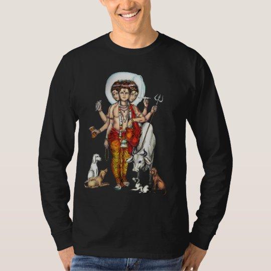Men's Dattatreya/Guru Mantra T-Shirt
