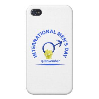 Men's Day iPhone 4 Case