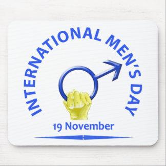 Men's Day Mousepad