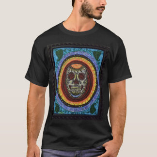 Mens Day of the dead T-shirt