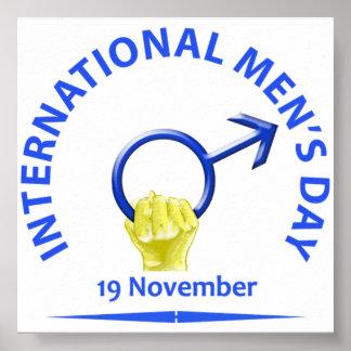 Men's Day Poster