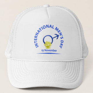 Men's Day Trucker Hat
