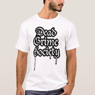 mens Dead Grime Society GRIME UK grime music T-Shirt