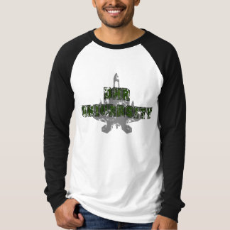 Mens DHR University LS Tshirts