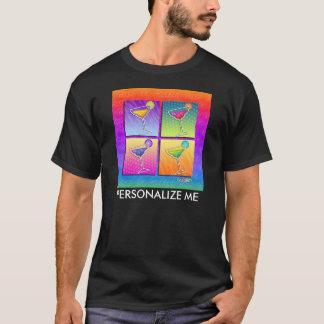 Men's Dk.Tees - Pop Art Margaritas T-Shirt