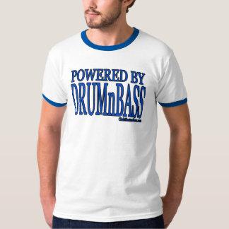 mens DRUMnBASS DnB drum and bass shirt