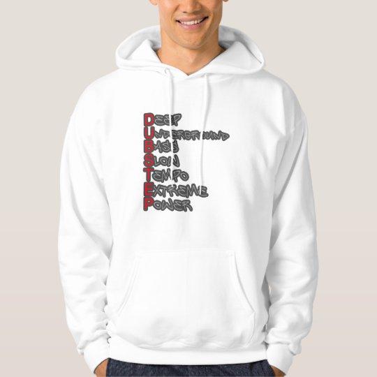 Men's DUBSTEP hoodie hoody