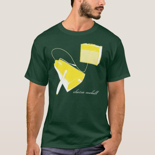Men's Electric Cowbell T-Shirt