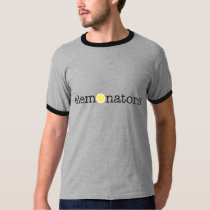 Men's Elemonators T-Shirt in Gray