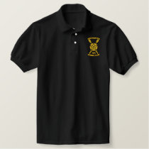 Men's Embroidered Clothing Embroidered Polo Shirt