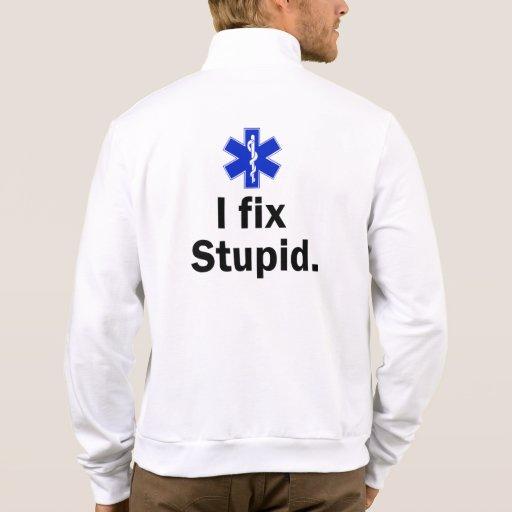 Men's EMT I fix stupid. Tees