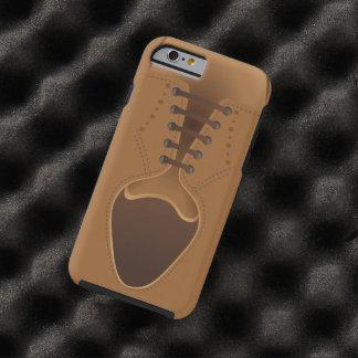 Men's Fashion Modern Brown Shoe Tough iPhone 6 Case