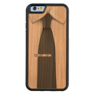 Men's Fashion Shirt Business Carved Cherry iPhone 6 Bumper Case