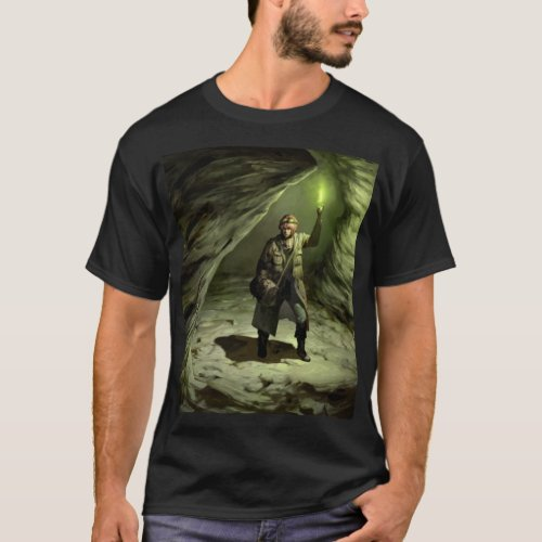 Mens Fear of the Dark Shirt