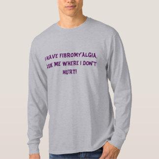 Men's Fibromyalgia Tee Shirt