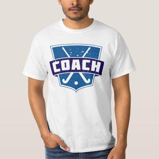 Men's Field Hockey Coach Tee Shirt