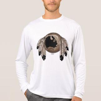 Mens First Nation Shirt Metis Wildlife Shirts