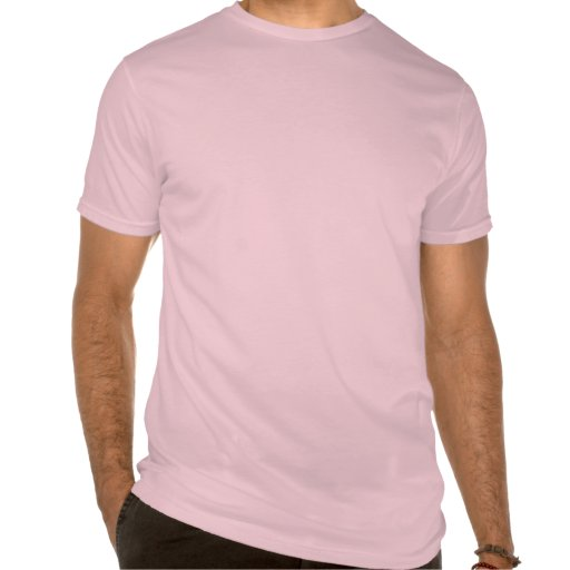 Men's Fitted Crew Neck T-Shirt Pinkerton Pink