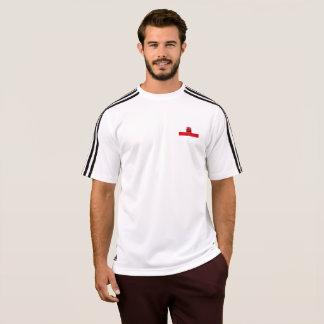 Mens Flag of Gibraltar T-Shirt