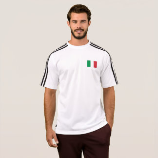 Mens Flag of Italy T-Shirt