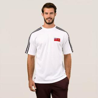 Mens Flag of Manitoba T-Shirt