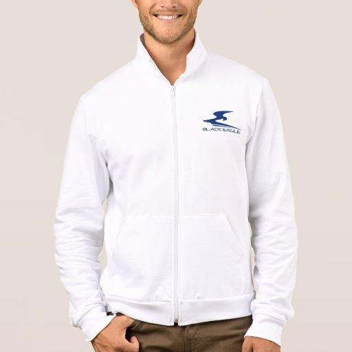 Mens Fleece Jogger Jacket