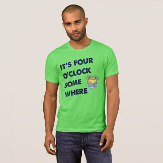 Men's Four O'clock Tee