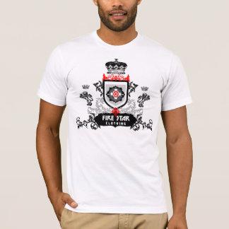 Men's FS-Fire Star Emblem01 T-Shirt