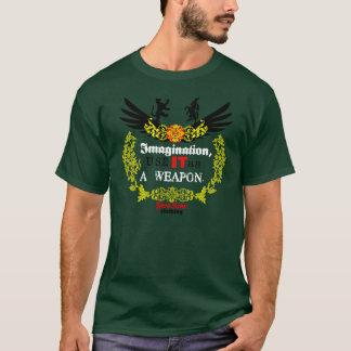 Men's FS-Imagination T-shirt/green T-Shirt
