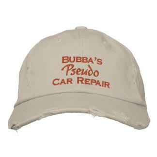 Men's Funny Mechanic Baseball Cap