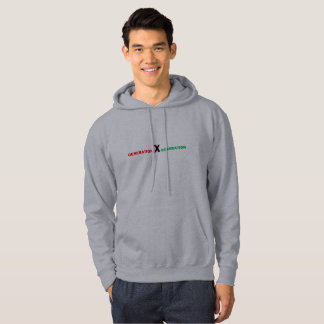 Men's GENERATION X hooded sweatshirt
