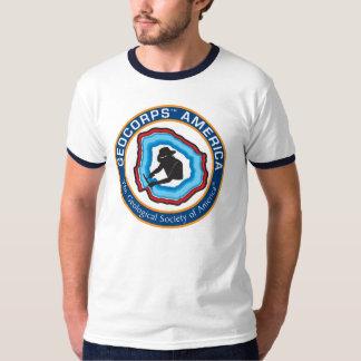 Men's GeoCorps America Ringer T-Shirt
