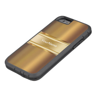 Men's Gold Look Cover Tough Xtreme iPhone 6 Case
