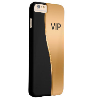 Men's Gold Professional Barely There iPhone 6 Plus Case